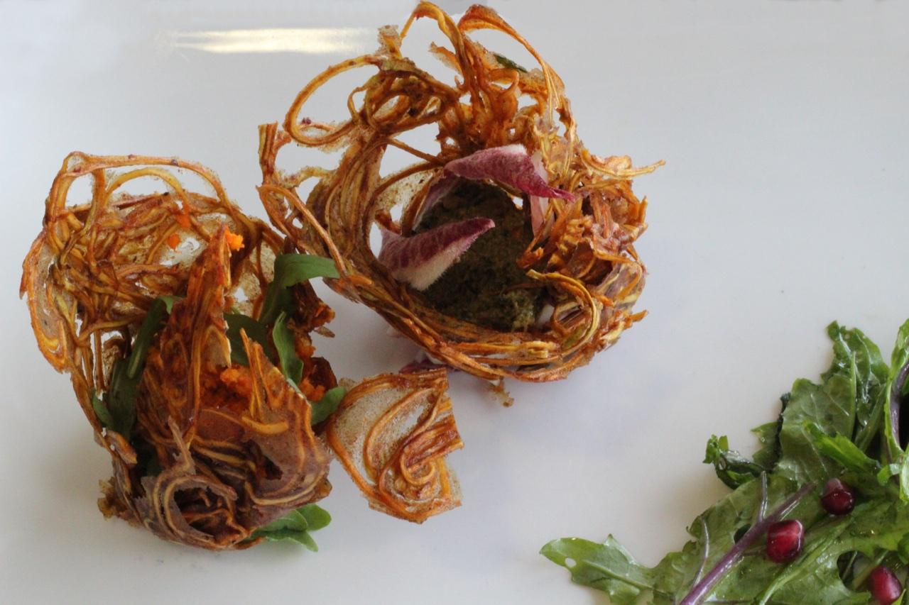 Le creazioni di mario parmeggiani re della cucina - Corriere della sera cucina ...