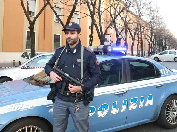 Del sindacato di polizia contro i tagli