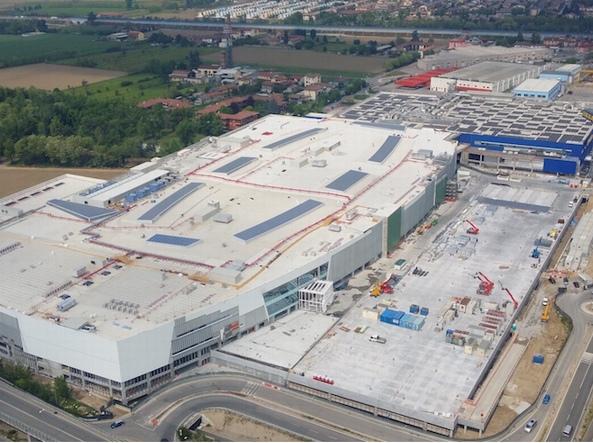 il nuovo centro commerciale ikea di brescia si chiamer