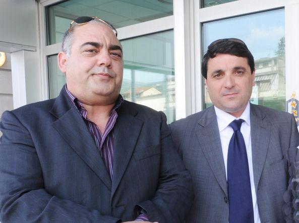 I cugini Salvatore e Vito Marino