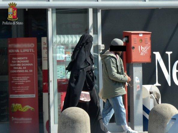 Operazione antiterrorismo a Brescia: fermata 30enne che voleva partire per la Siria
