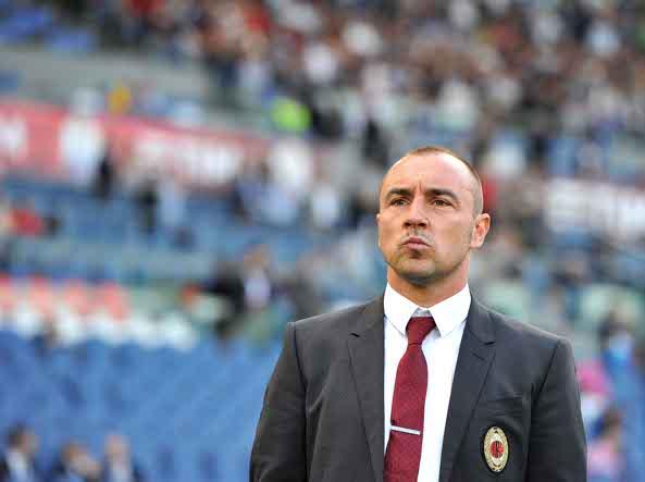 Milan, ora è ufficiale: Montella è il nuovo allenatore dei rossoneri