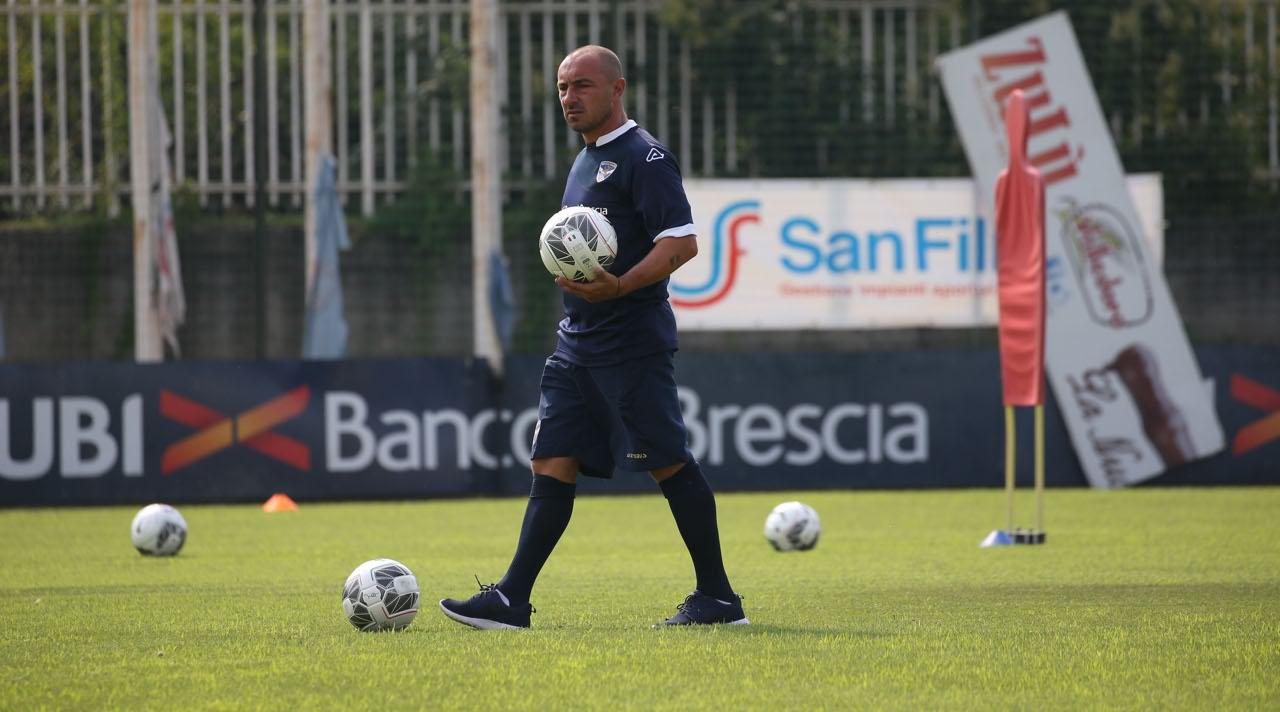 Brescia Calcio, arriva Giampiero Pinzi