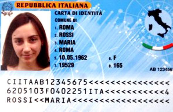 Nuova carta d identit elettronica come funziona quanto for Quanto costa aggiornare la carta di soggiorno