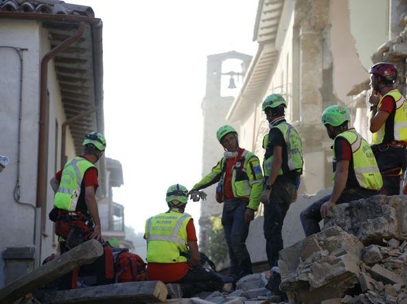 Terremoto, la denuncia del Cnsas Molise: