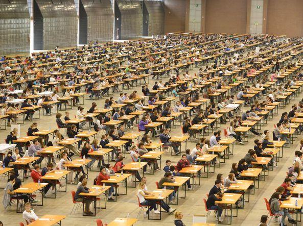 Al via i test di medicina ma passa uno studente su sei