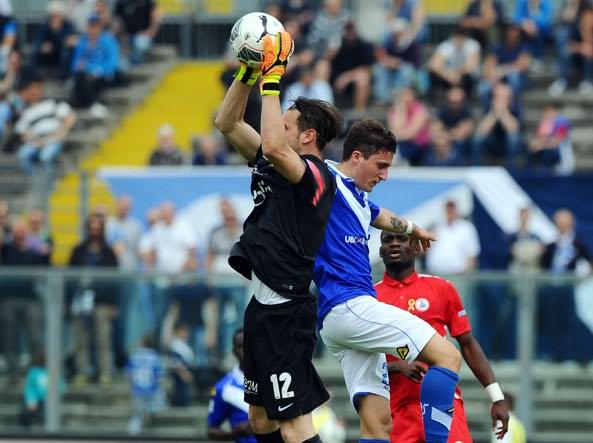 Brescia-Bari 1-1, Brocchi:
