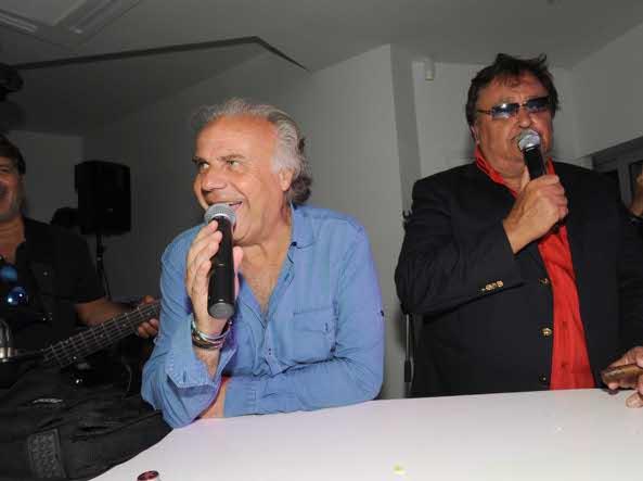 Reunion al Sestino Beach: Jerry Calà e Puccio Gallo ospitano ...
