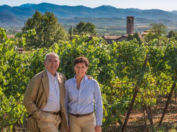 Vittorio e Francesca Moretti