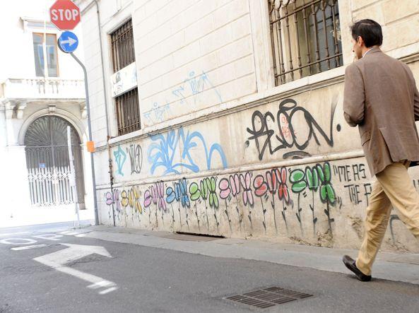 Graffiti selvaggi a brescia in due mesi denunciati dieci for Questura di brescia permesso di soggiorno online