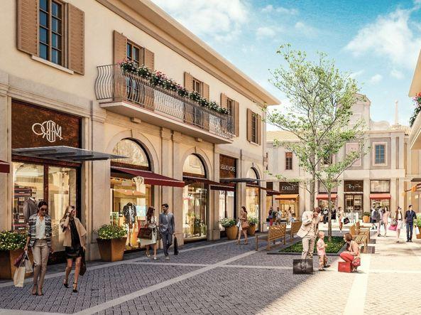 L outlet franciacorta si amplia con altri 30 negozi ora for Negozi arredamento brescia