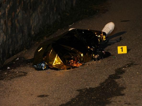 Brescia, 37enne ucciso a coltellate Subito arrestato il killer senegalese
