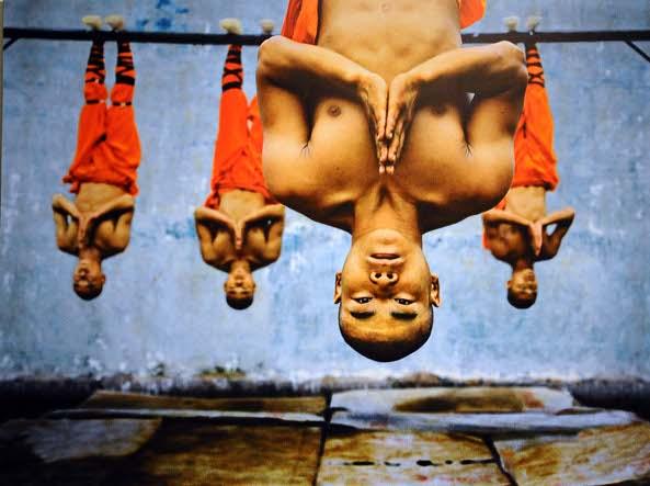 Una delle opere esposte a Photo Festival (Campanelli/Lapresse)