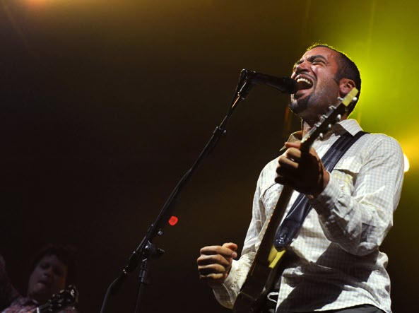 Ben Harper in concerto a Bourges, Francia
