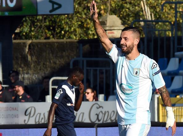 Entella beffata nel finale: a Brescia è 2-2. Autogol di Iacobucci