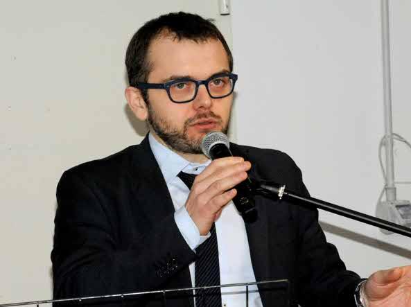 Il leghista Fabio Rolfi