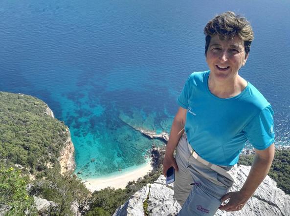 Tragedia in montagna: morta Paola Ferrari, 45enne di Vobarno