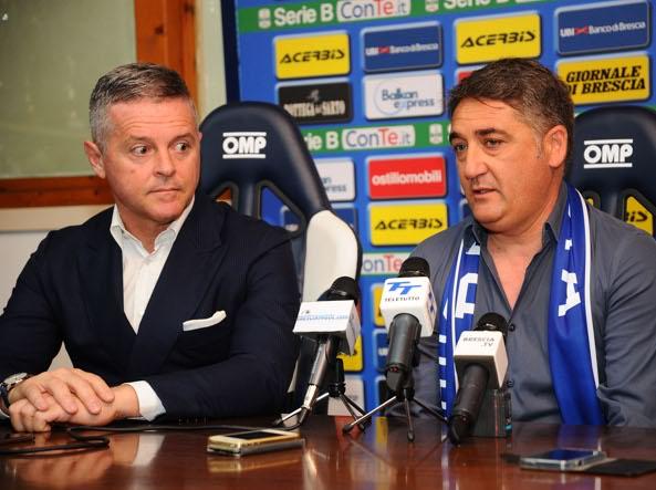 Alessandro Triboldi e Roberto Boscaglia (Campanelli/Lapresse)