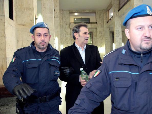 Spari in Tribunale, confermato l'ergastolo per Giardiello