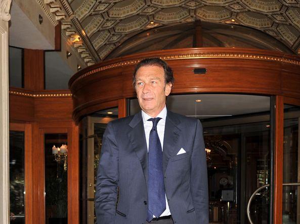 Massimo Cellino è il nuovo proprietario del Brescia
