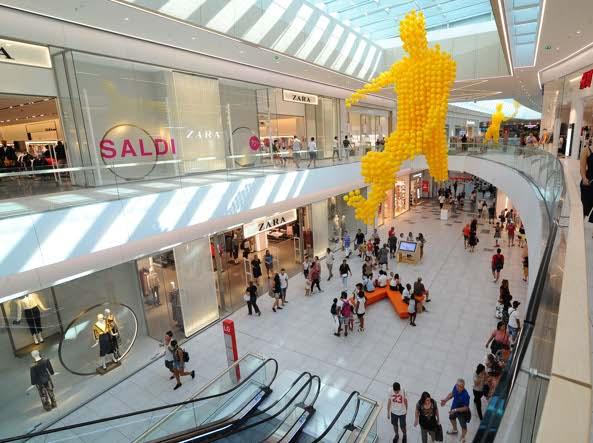 Effetto Elnòs: in calo le vendite nei centri commerciali ...