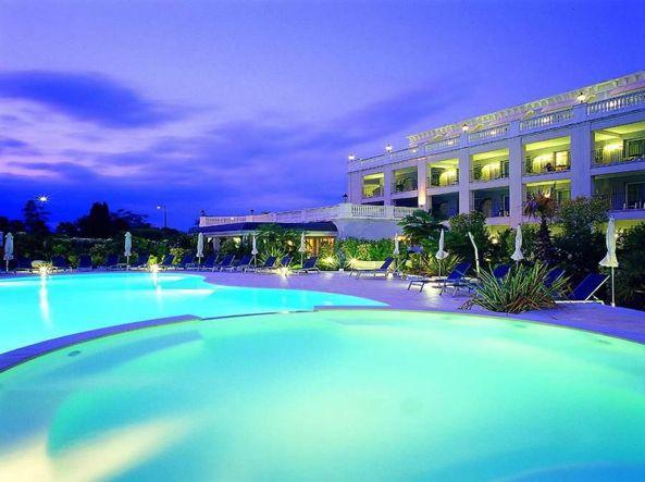 Il Palace Hotel di Desenzano