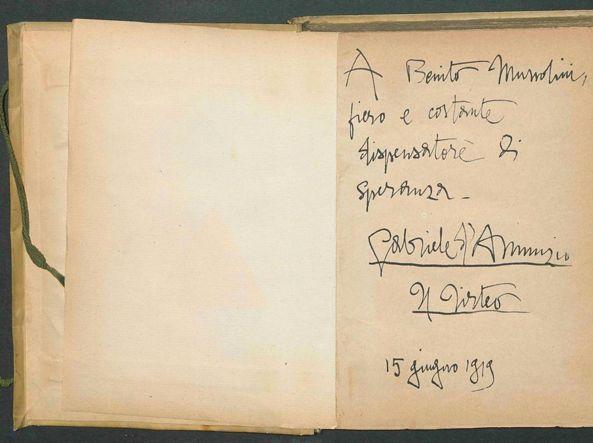 Falsi D'Annunzio, condannati due librai a Como