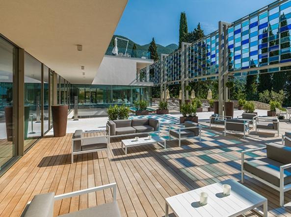 Villa Eden, nuovo hotel di lusso a Gardone