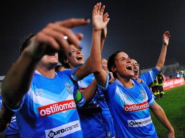 Foto Brescia Femminile - Agenzia Reporter Zanardelli