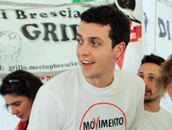 Ferdinando Alberti, parlamentare del Movimento