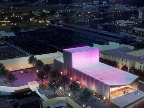 Il nuovo teatro Ideal che sorgerà in via Milano