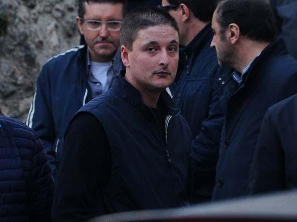 Mirco Franzoni, accusato di omicidio volontario (Campanelli/Lapresse)
