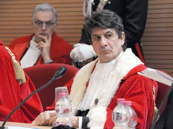 Inaugurato Anno giudiziario 2018: aumentano i reati