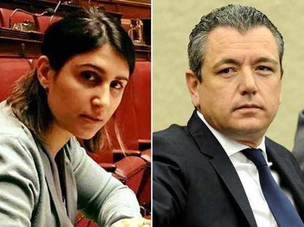 Mara Mucci e Alessandro Colucci